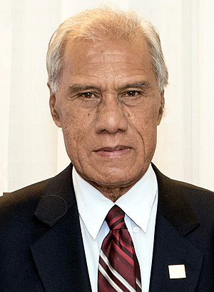 Prime Minister of Tonga