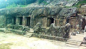Akkana Madanna Caves - Image: Akkanna Madanna Rock cut Caves in Vijayawada