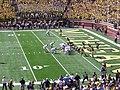 Akron vs. Michigan football 2013 13 (Akron on offense).jpg