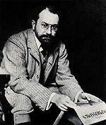 "Albert Langen z ""Simplicissimusem"", 1894"
