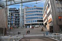 Albert Nordengens plass Tjuvholmen.JPG