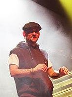 Alberto Javier Amado (Kogote) (Ska-P) (Ruhrpott Rodeo 2013) IMGP8785 smial wp.jpg
