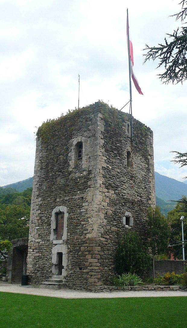 Monument historique à Albertville