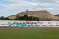 Alcalá de Henares (RPS 03-09-2017) Ciudad Deportiva Municipal El Val, mural.png
