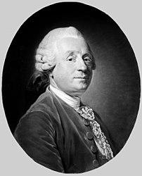 Alexander Roslin: Portrait of Charles Auguste Bourlet de Vauxelles