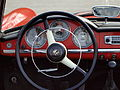 Alfa Romeo Giulietta Spider Veloce (1958), Dutch licence registration AM-95-52 pic4.JPG