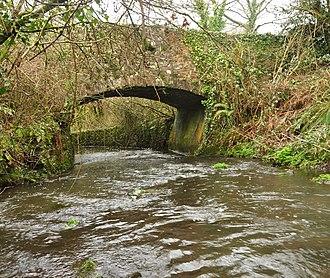 Alfardisworthy - Image: Alfardisworthy New Bridge