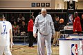 """All-Star Game Weekend George """"The Iceman"""" Gervin at NBA All-Star Center Court 2016 (25038053785).jpg"""