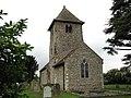 All Saints church, Newton, Norfolk - geograph.org.uk - 1549656.jpg