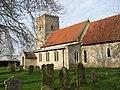 All Saints church - geograph.org.uk - 1692100.jpg