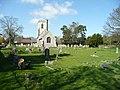 All Saints churchyard - geograph.org.uk - 757939.jpg