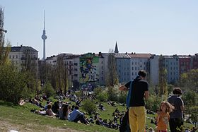 Image illustrative de l'article Mauerpark