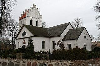 Allerum Place in Skåne, Sweden