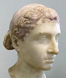 Büste der Kleopatra im Alten Museum (Berlin) (Quelle: Wikimedia)