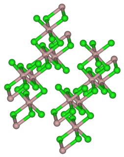 Thulium(III) chloride chemical compound
