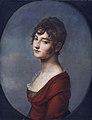 Amalie Wolff-Malcolmi, by Johann Friedrich August Tischbein.jpg