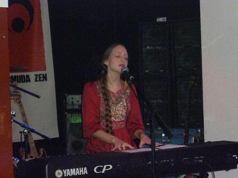 Amanda Rogers JUZNK