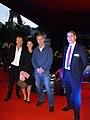 Ambassadeur Lexus avec Thierry Lhermite et Virginie Ledoyen.JPG