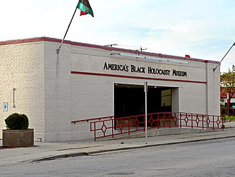 America's Black Holocaust Museum - America's Black Holocaust Museum building 1988-2008.  It is now a virtual museum