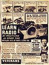Jornal sobre rádio