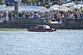 Amphicar 770 1965 0479 Morning swim 04 Lake Mirror Cassic 16Oct2010 (14874301421).jpg