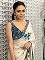 Amruta Khanvilkar graces the SVA collection launch (02).jpg