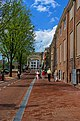 Amsterdam - Amstel - View NNW along Hermitage Amsterdam.jpg