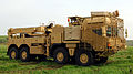 An Army MAN Recovery Truck on show at the Urgent Operational Requirement (UOR) Equipment Demo MOD 45149020.jpg
