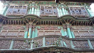 Khanna, Ludhiana - An old building in the city of Khanna