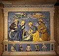 Andrea della robbia e bottega, madonna della misericordia, 1490-1510 ca. 01.jpg