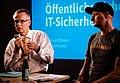"Andreas Könen, Andre Meister, Konferenz ""Das ist Netzpolitik!"" 2019 2.jpg"