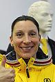 Anja Schneiderheinze bei der Olympia-Einkleidung Erding 2014 (Martin Rulsch) 01.jpg