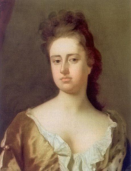Kalenderblatt: Anne Stuart, Herrscherin über Großbritannien