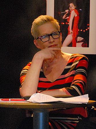 Anne Aasheim - Anne Aasheim in 2012