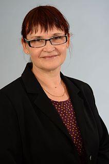 Annika Lillemets Swedish politician