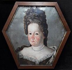 Coffin portrait of Katarzyna Zofia Unrużyna.