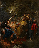 Anthony van Dyck - The Betrayal of Christ - Google Art Project.jpg