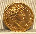 Antonino pio, aureo per marco aurelio cesare, 140-161 ca., 02.JPG
