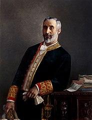Antonio Maura ministro de Ultramar