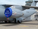 Antonov 178 at SIAE 2015 - 2.jpg