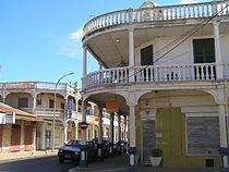 Antsiranana Diego Suarez typical Arab-influenced architecture Madagascar.jpg