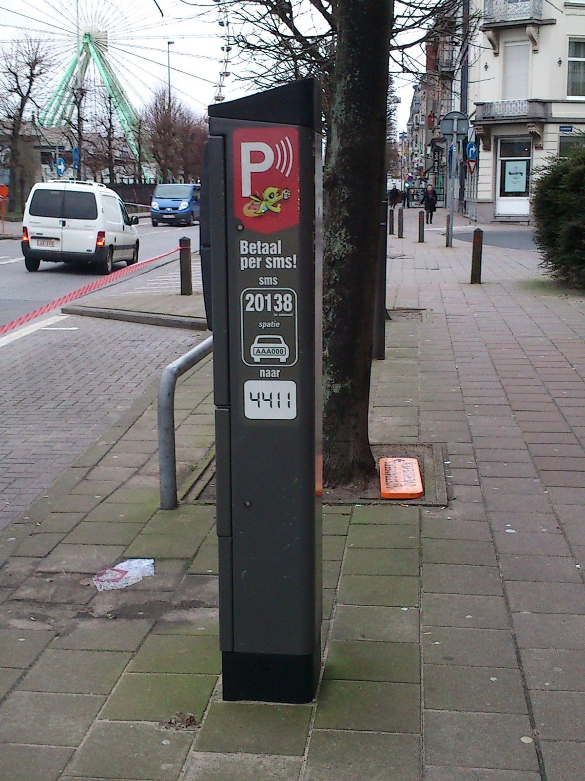 Parking Meter Per  Minutes In Staten Island
