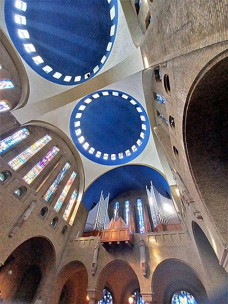 Datei:Antwerpen-Kiel, Christus-Koning (Klais-Orgel, Prospekt) (16).jpg