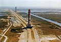 Apollo 10 space vehicle on its way to Pad B.jpg