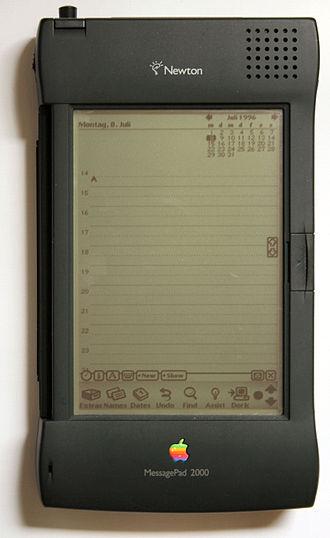 MessagePad - MP2000