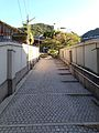 Approach of Rinkeiji Temple in Arima Hot Spring.jpg