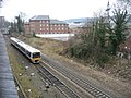 Approaching High Wycombe station - geograph.org.uk - 1506657.jpg