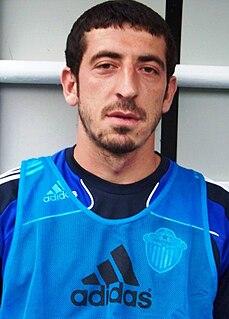 Agil Nabiyev Azerbaijani footballer