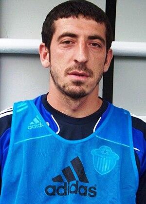 Shuvalan FK - Agil Nabiyev appeared over 129 times during his six-year stint at Shuvalan.