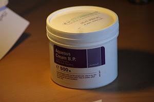 Aqueous cream - Aqueous cream B.P
